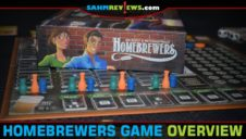 Homebrewers Dice Game Overview