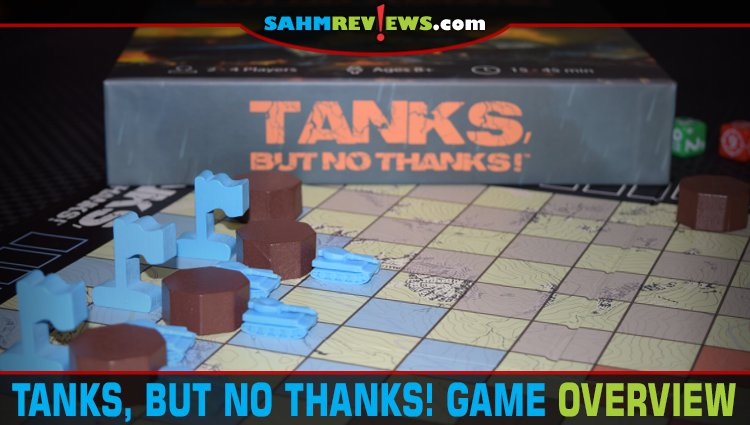 Tanks, But No Thanks! Strategy Game Overview